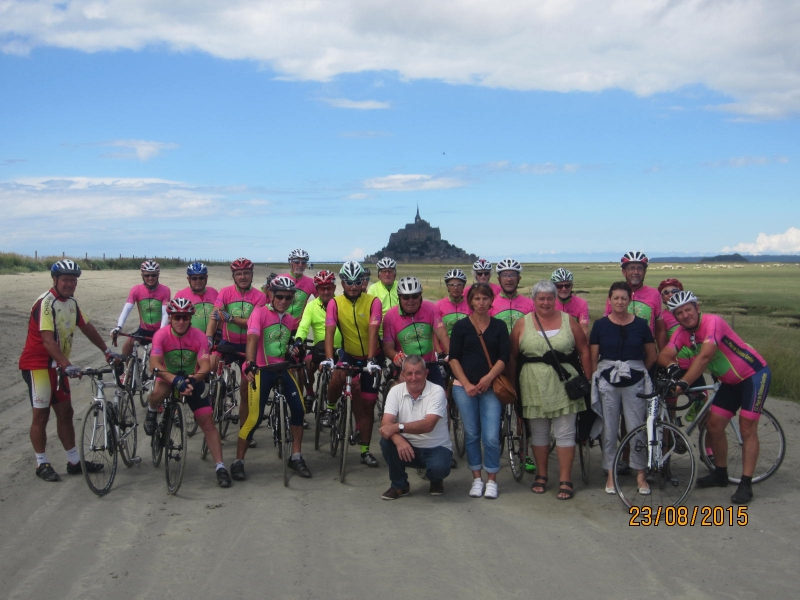 200kms Mt St Michel 005